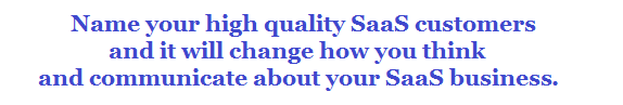 saas customer quality