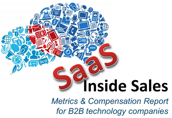 saas inside sales benchmarks